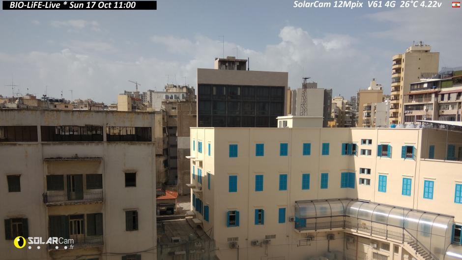 4G solar camera
