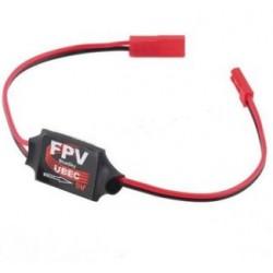 Adaptateur pour batterie 12v à 24v