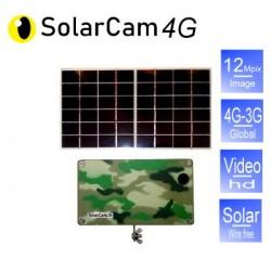 SolarCam, caméra 4G solaire.