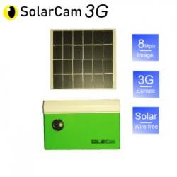 SolarCam: cámara solar 3G